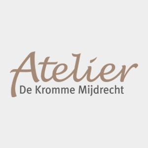 logo atelier de kromme mijdrecht